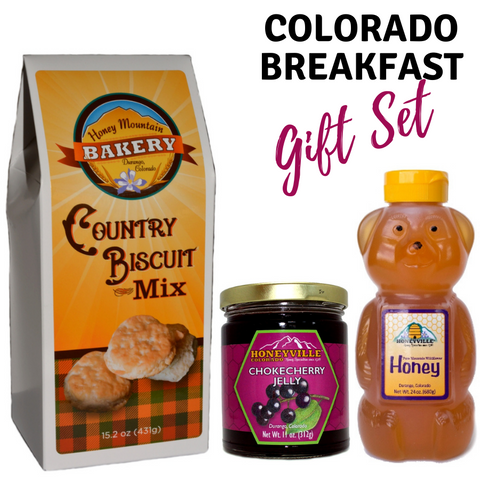 Honeyville Colorado Breakfast Gift Set