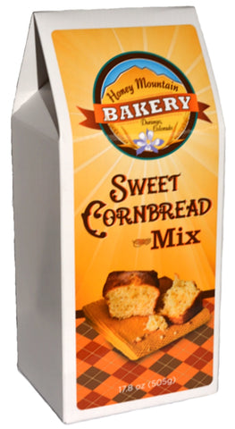 Honey Mountain Bakery CornBread Mix