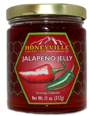 Honeyville Jalapeno Pepper Jelly