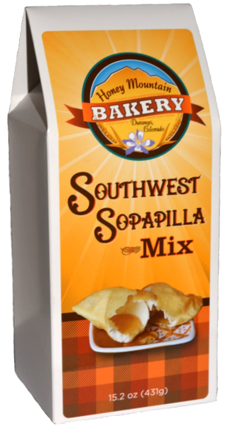 Honey Mountain Southwest Sopapilla Mix