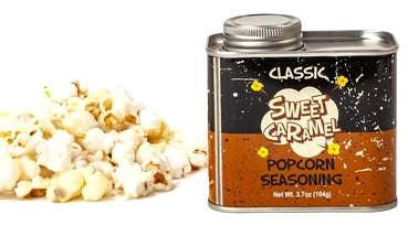 Retro Tin Classic Sweet Carmel Popcorn Seasoning