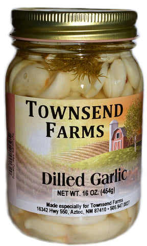 Dilled Garlic