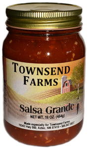 Salsa Grande (Medium/Hot)