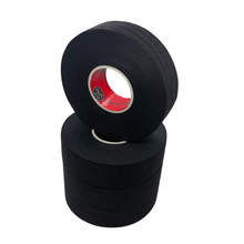 Load image into Gallery viewer, Black Hockey Tape - PuckStyle Hockey