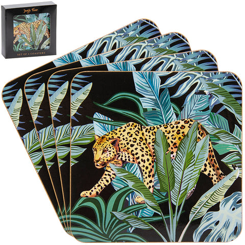 Jungle Fever Coasters