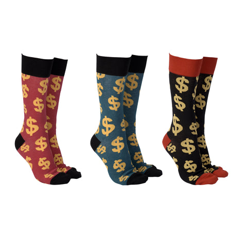 Sock Society- Money