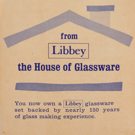Libey Glass Company Designer Biography, The Hour Shop Vintage Glassware