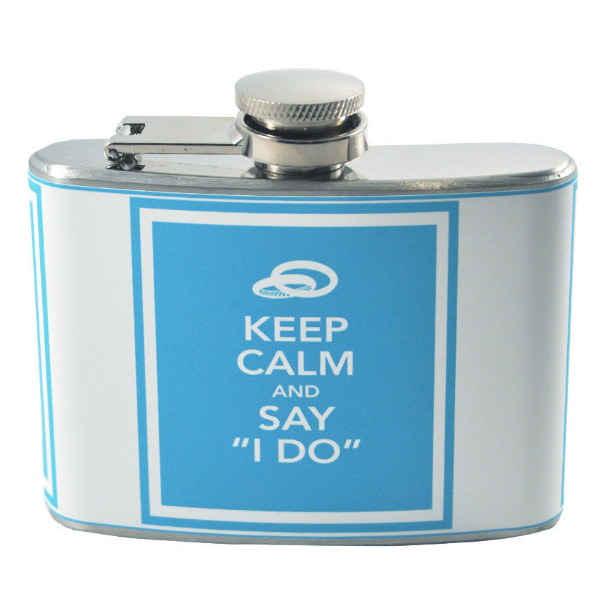 The Hour Shop, Keep Calm Flask