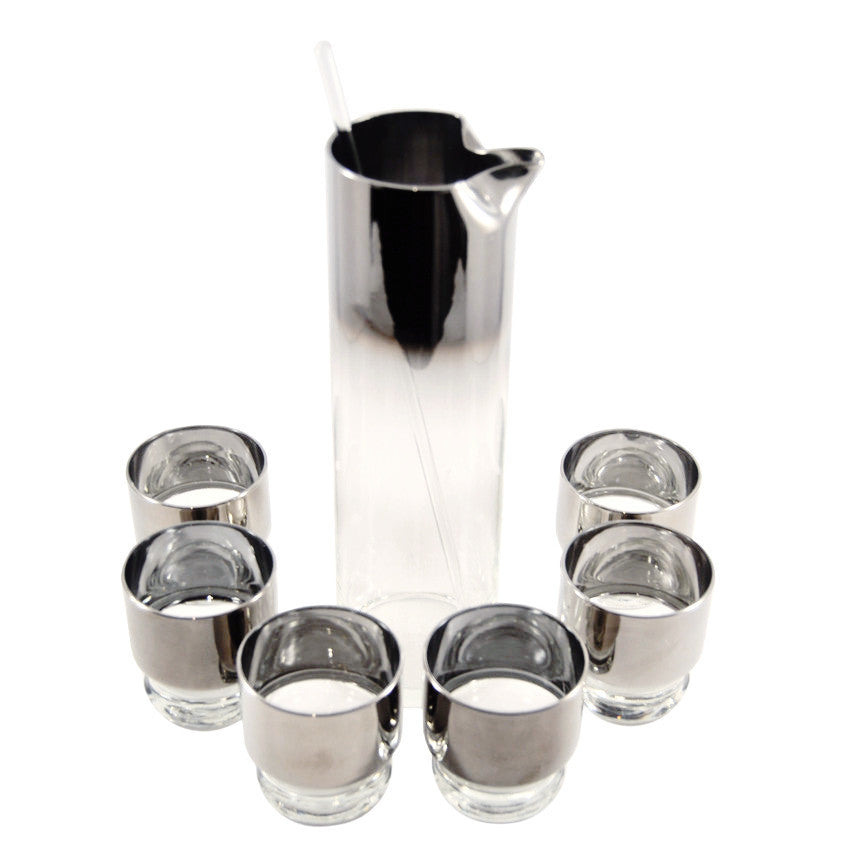 The Hour Shop, Mercury Fade Pitcher Set