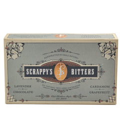 Scrappy's Cocktail Bitters  Variety Pack, The Hour Shop