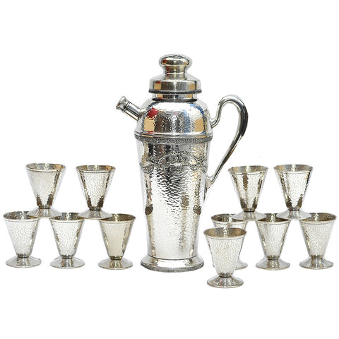 Apollo EPNS Cocktail Set