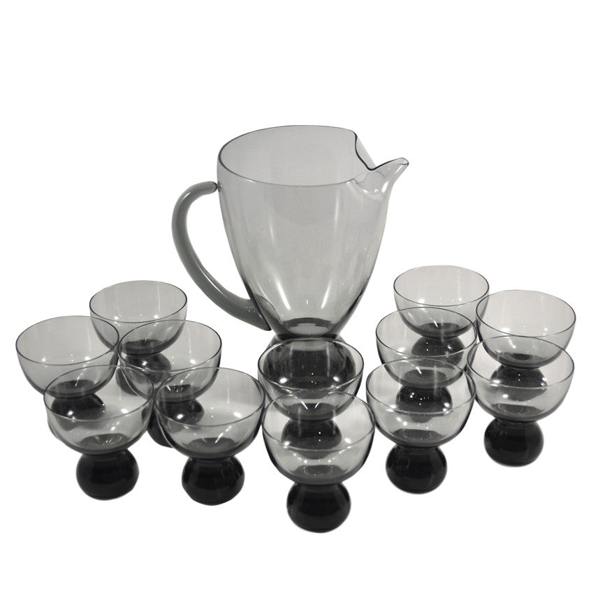 The Hour Shop, Smoke Cocktail Pitcher Set