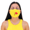 MojiGear™ Kiss Face Mask