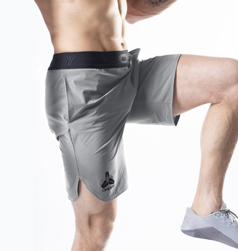 Short Eleganza Grey | DROMFit