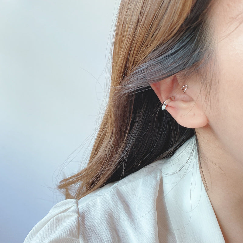 soft and sharp ear cuff