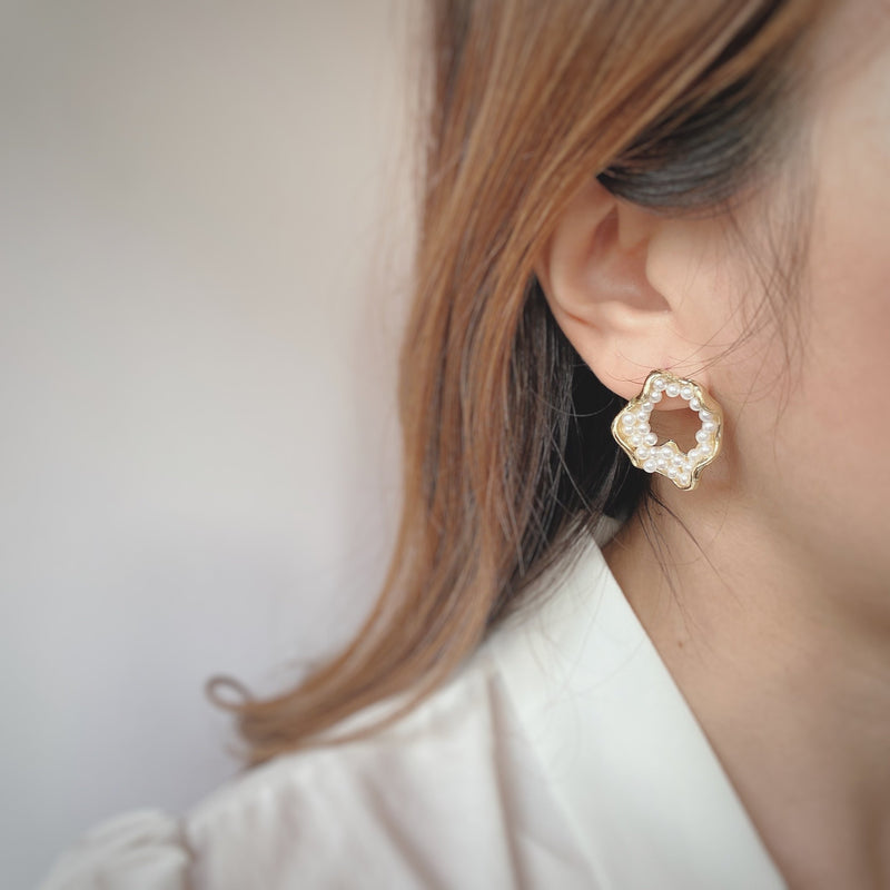 stone bubble pierce