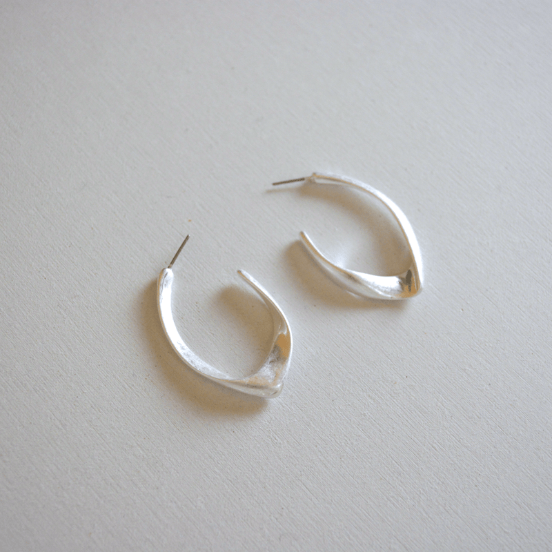 twist shape pierce