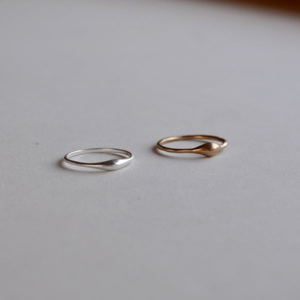 puffy thin ring