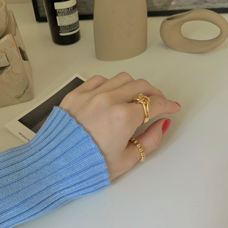tight knot ring