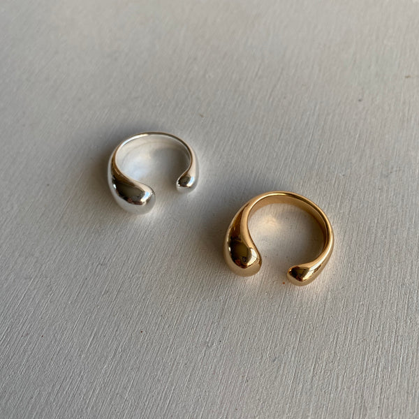 asymmetry grab ring