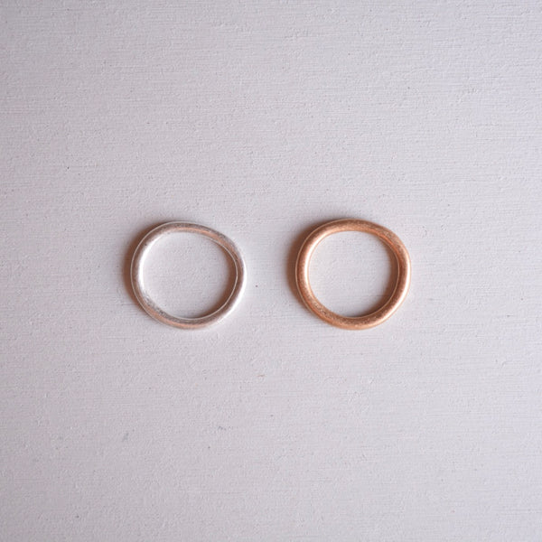 winding thin ring