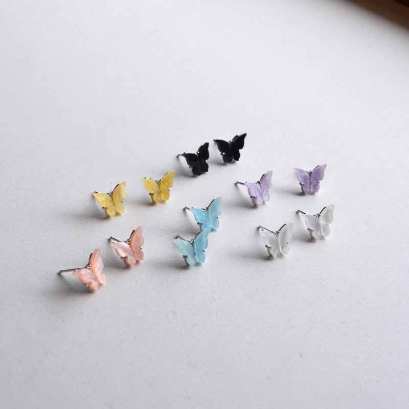 colorful butterfly pierce