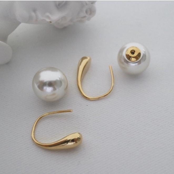 2way pearl fastener pierce - beller