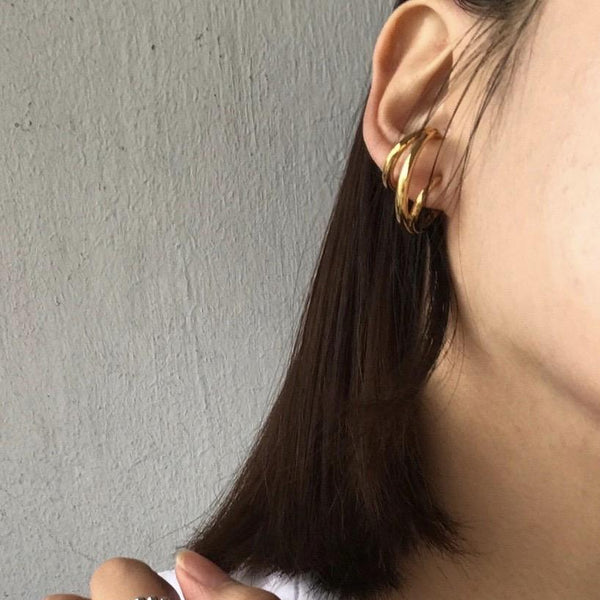 cCc ear cuff pierace