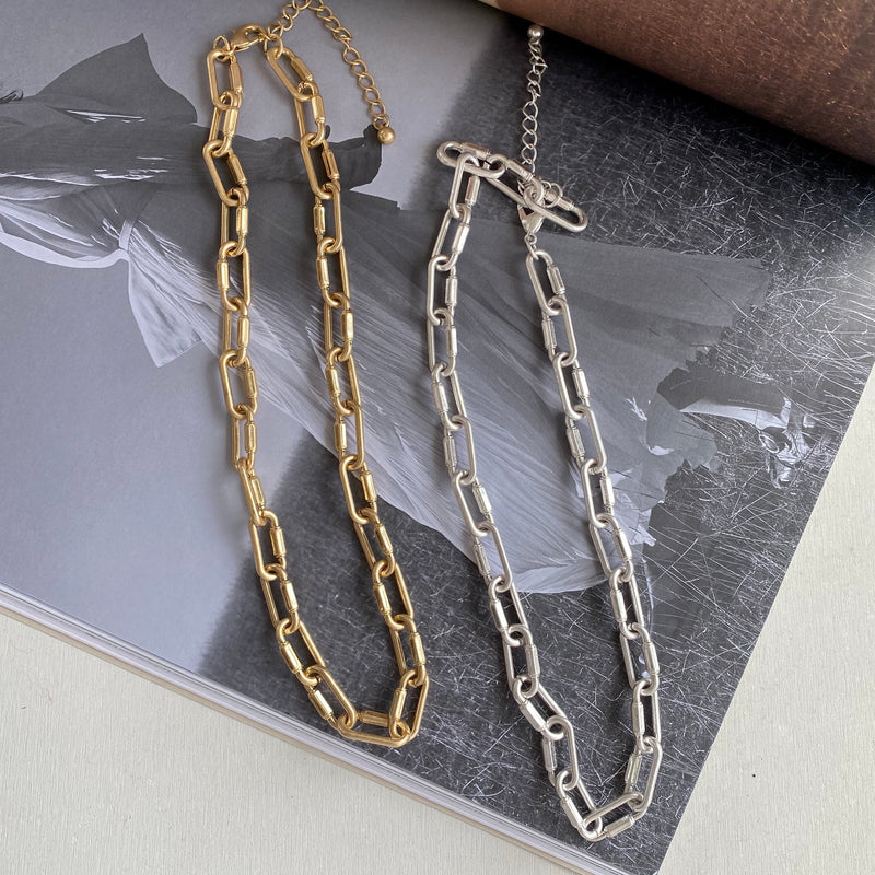 tough chain necklace