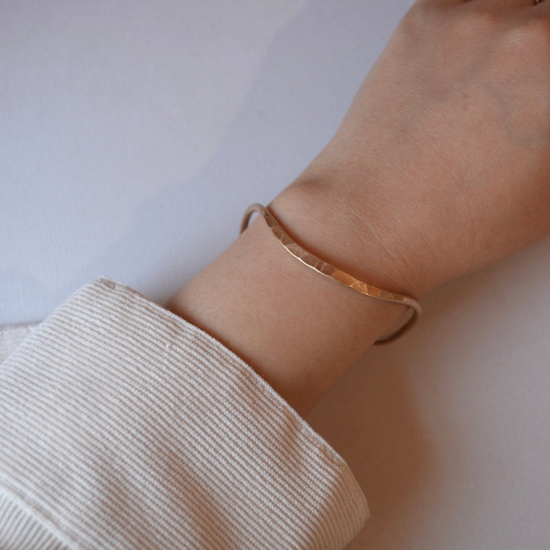 winding thin bangle