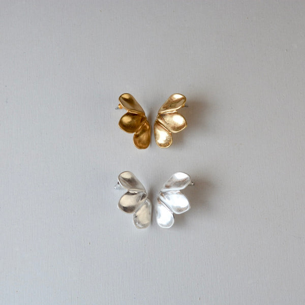 matte butterfly pierce