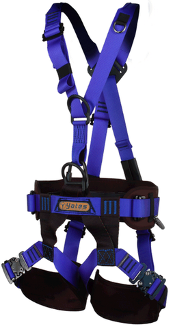 Yates Technical Rescue II Harness