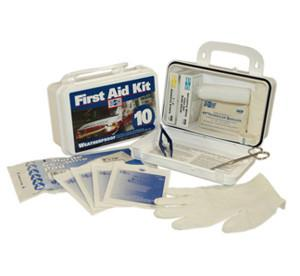 Small First Aid Kit - 10 Man - mtrsuperstore