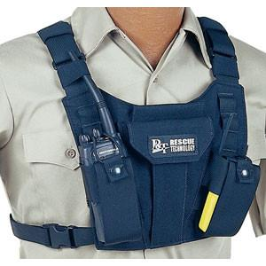 Double Radio Chest Harness