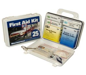 Medium First Aid Kit - 25 Man