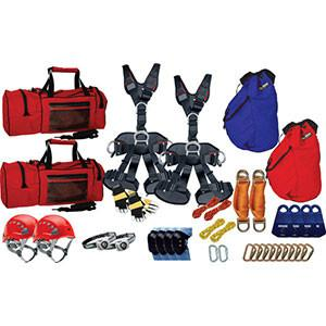 Dual Confined Space Rescue Set