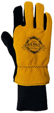 Glove Crafters: Fire Pro II Structural Fire Glove - Wristlet