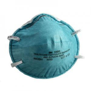 3M Particulate Respirator and N95 Surgical Mask