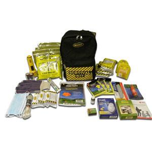 3 Person Deluxe Emergency Backpack - mtrsuperstore
