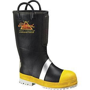 Weinbrenner Thorogood Rubber Insulated Lug Sole Boot