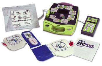 Zoll AED Plus Trainer 2 Unit - mtrsuperstore