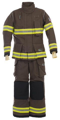 B2 Pioneer Turnout Gear with LazerMax