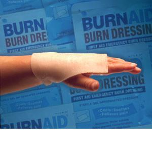 Burnaid Sterile Gel Dressing - mtrsuperstore
