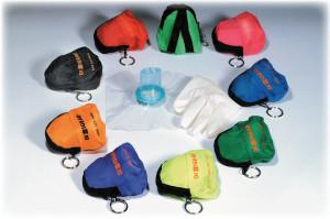 CPR Key Chain Mask
