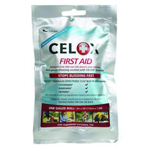 Celox Blood Clot Gauze Roll - mtrsuperstore