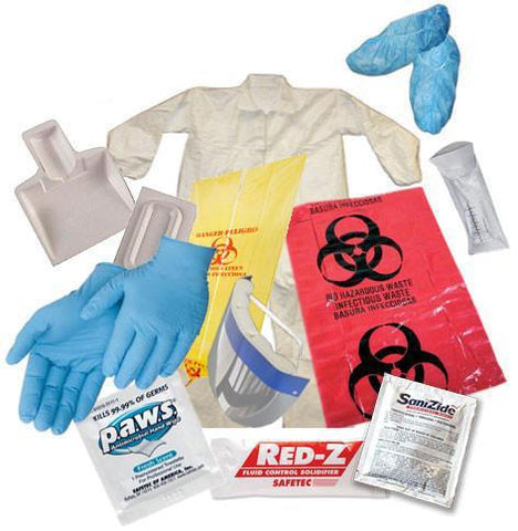 Advanced Personal Protection Kit