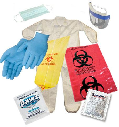 MTR advanced PPE kit - general population