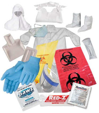 MTR advanced PPE transportation kit