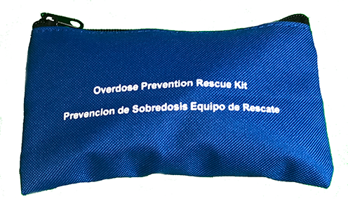Harm Reduction Opioid Overdose Kit