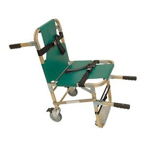 Junkin Stair Chair With Four Wheels